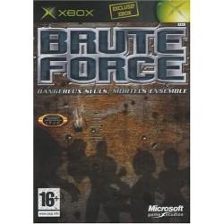 BRUTE FORCE XBOX OCC
