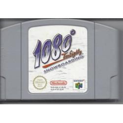 1080 SNOWBOARDING N64 SBSN