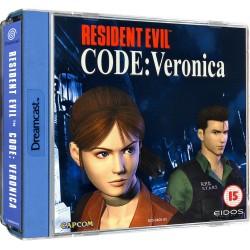 RESIDENT EVIL CODE :VERONICA DC OCC