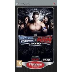 WWE SD VS RAW 2010 PLAT. PSP VF OCC