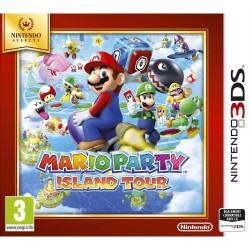 MARIO PARTY ISLAND TOUR_3DS_VF_NEUF