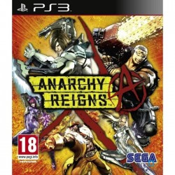 ANARCHY REIGNS_PS3_BLISTE