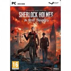 SHERLOCK HOLMES_THE DEVIL S DAUGHTER_PC DVD_BLISTE