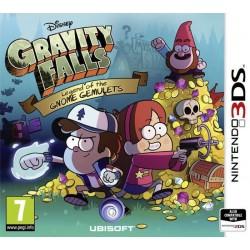 SOUVENIRS DE GRAVITY FALLS_LA LEGENDE DES GEMULETTES GNOMES_3DS_VF_BLISTE