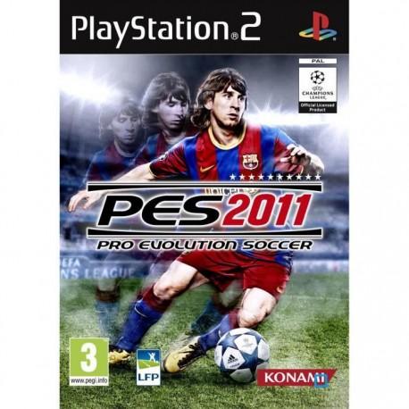 PRO EVOLUTION SOCCER 2011_PS2_VF_BLISTE